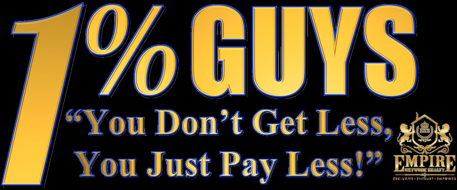 1% Guys